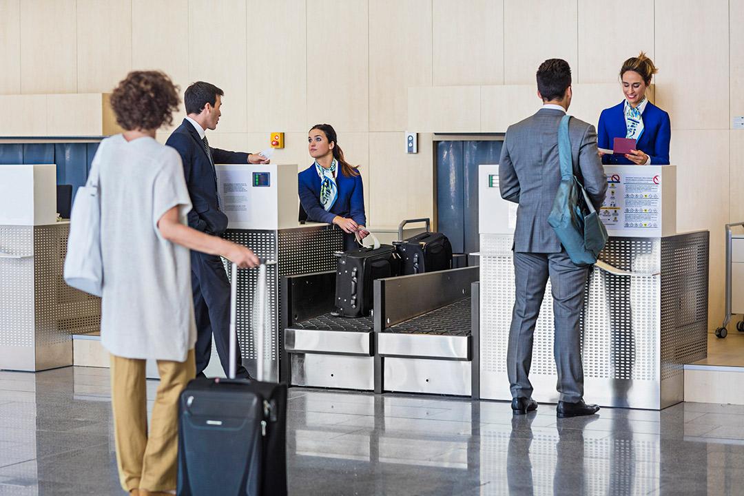 Como fazer check-in no aeroporto